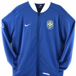Nike Brazil Soccer Club Jacket